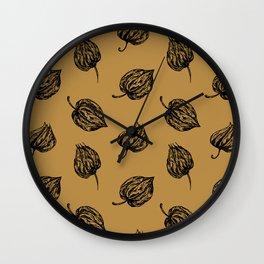 GOOSEBERRIES I x III Wall Clock