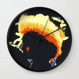 Afro Life Wall Clock