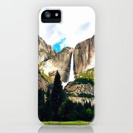 Vernal Mist iPhone Case