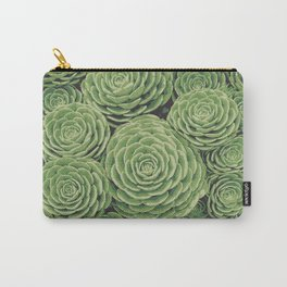 Succulents | Garden Plants Carry-All Pouch