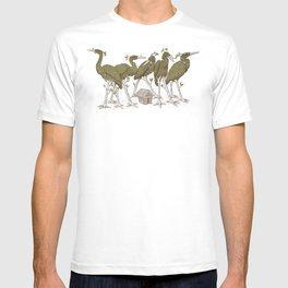 Bird Forest T-shirt