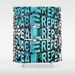Repeal And Replace Shower Curtain