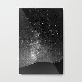 Nightscaped Metal Print