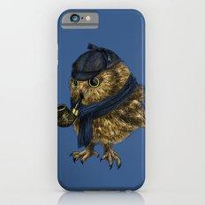 Sherlock // owl Slim Case iPhone 6