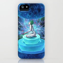NEUTRON SEPPUKU iPhone Case