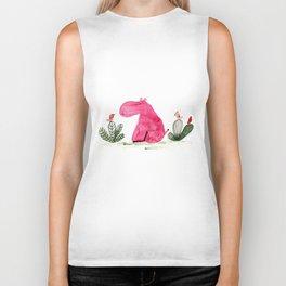 Hippo Biker Tank