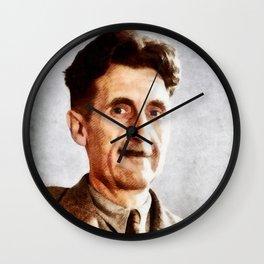 George Orwell, Literary Legend Wall Clock