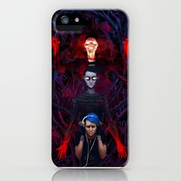 Drown It Out iPhone Case