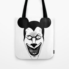 Maniac Mickey Tote Bag