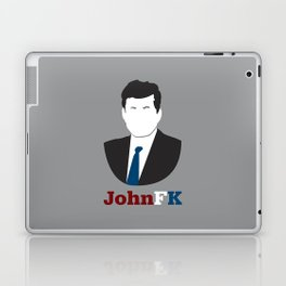 JohnFK Laptop & iPad Skin