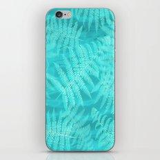 palm breeze iPhone & iPod Skin