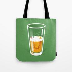 Pessimistic Optimist Tote Bag