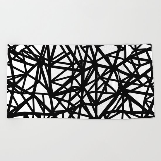 Ab  Out T Double Beach Towel