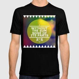 Sum and Parts T-shirt