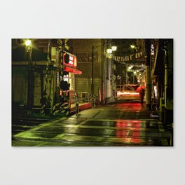 Street Photography Series I Canvas Print