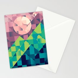Time off Stationery Cards