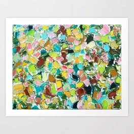 Abstract 87 Art Print
