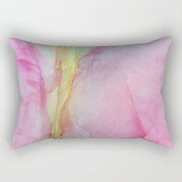 Fluidity X Rectangular Pillow