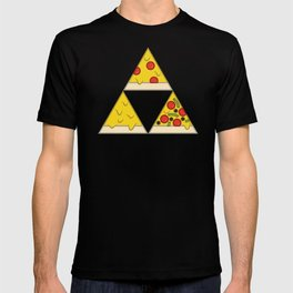 The Pizza Triforce T-shirt