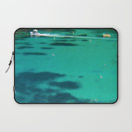 Costa Brava Boat Laptop Sleeve
