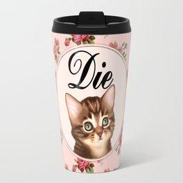Die Travel Mug