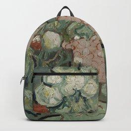 Vase of Flowers Backpack