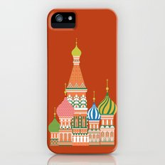 Moscow Slim Case iPhone (5, 5s)