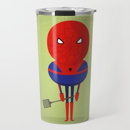 Spider man: My bug hero! Travel Mug