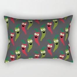 Hot Diggity! Rectangular Pillow
