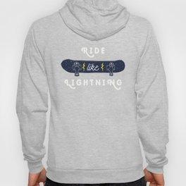 Ride Like Lightning Hoody