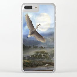 Nesting Clear iPhone Case