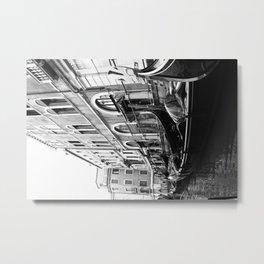 Docks of Venice Metal Print