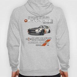 Crazy Car Art 0125 Hoody