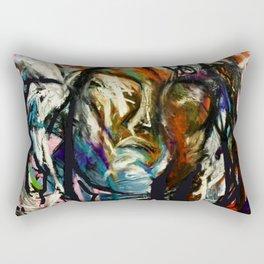Insomnia 1 Rectangular Pillow