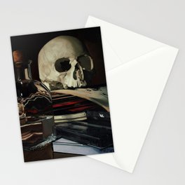 Vanitas Stationery Cards