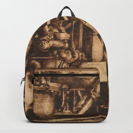 All Aboard Backpack