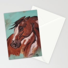 Lil snot #horses #horsedecor Stationery Cards