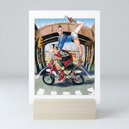 Spizike's NYC Mini Art Print