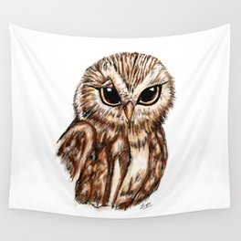 Wise 'Ole Owl Wall Tapestry