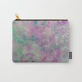 Still Waters - Original Abstract Art by Vinn Wong Carry-All Pouch