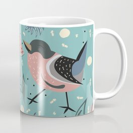 My Forest Mystery Bird Coffee Mug