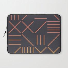 Geometric Shapes 09 Gradient Laptop Sleeve