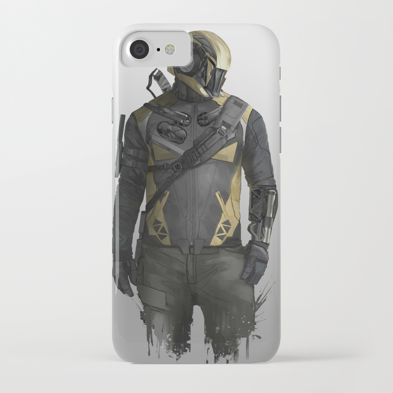 huge discount 0e499 d8d23 Yellow Jacket iPhone Case