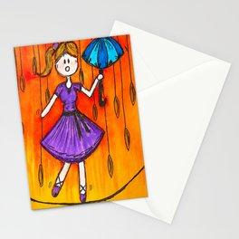 Balancing Life Stationery Cards