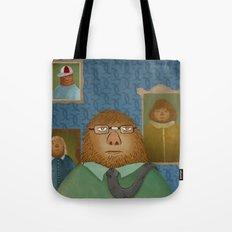 The Bigfoots Tote Bag