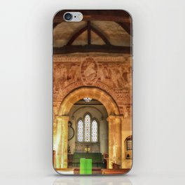 Clayton Church Interior iPhone Skin