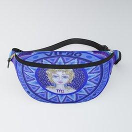 Astrological Sign of Virgo Fanny Pack
