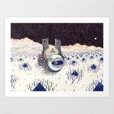 3rd Wall Art Print