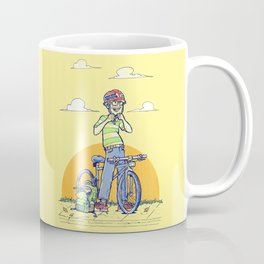 Protect Your Hard Drive Coffee Mug