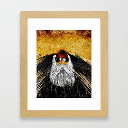 Jango Baba Framed Art Print
